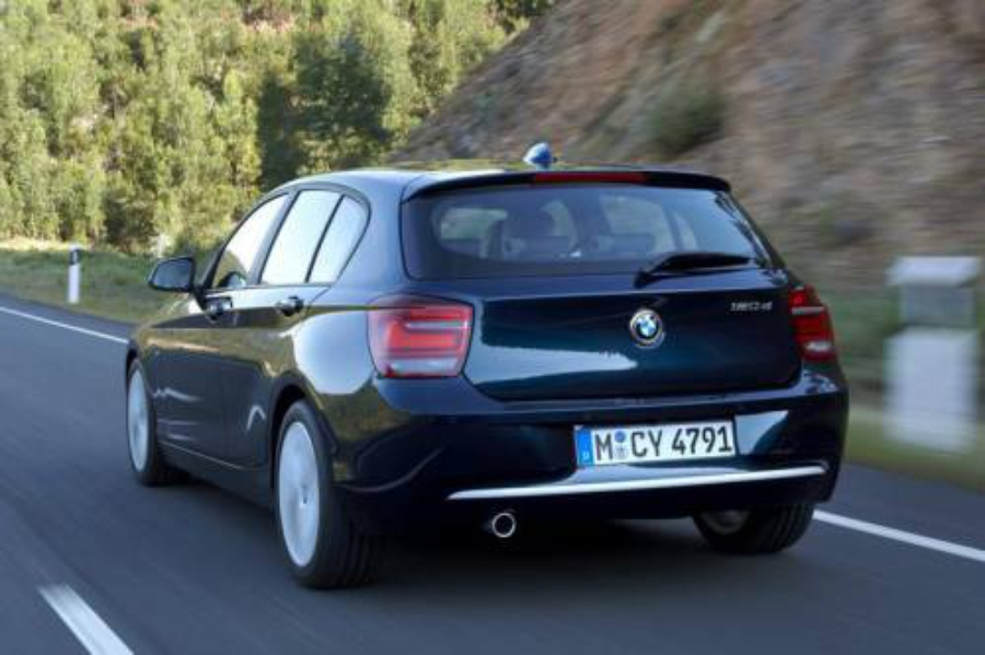 New BMW 1 series