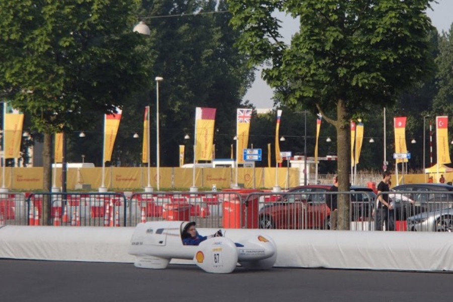 Shell Eco-marathon команда ХАДИ