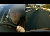 Как делить дорогу с велосипедистами (видео)