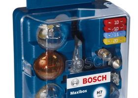 Наборы автоламп Bosch обеспечивают исправное освещение