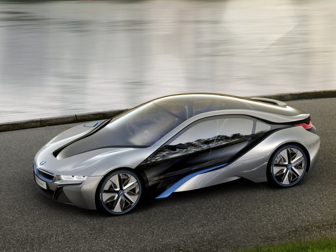 All-new BMW i8 coming soon