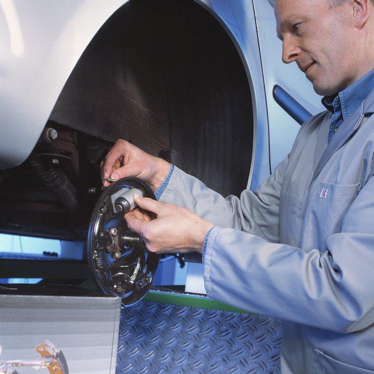 Как подготовить тормозную систему автомобиля к зиме