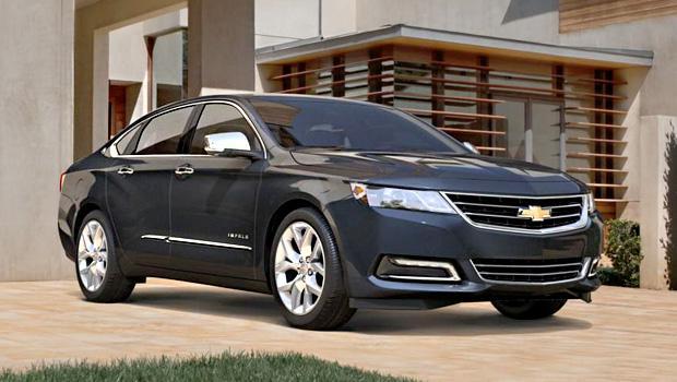 Chevrolet Impala 2LT Sedan
