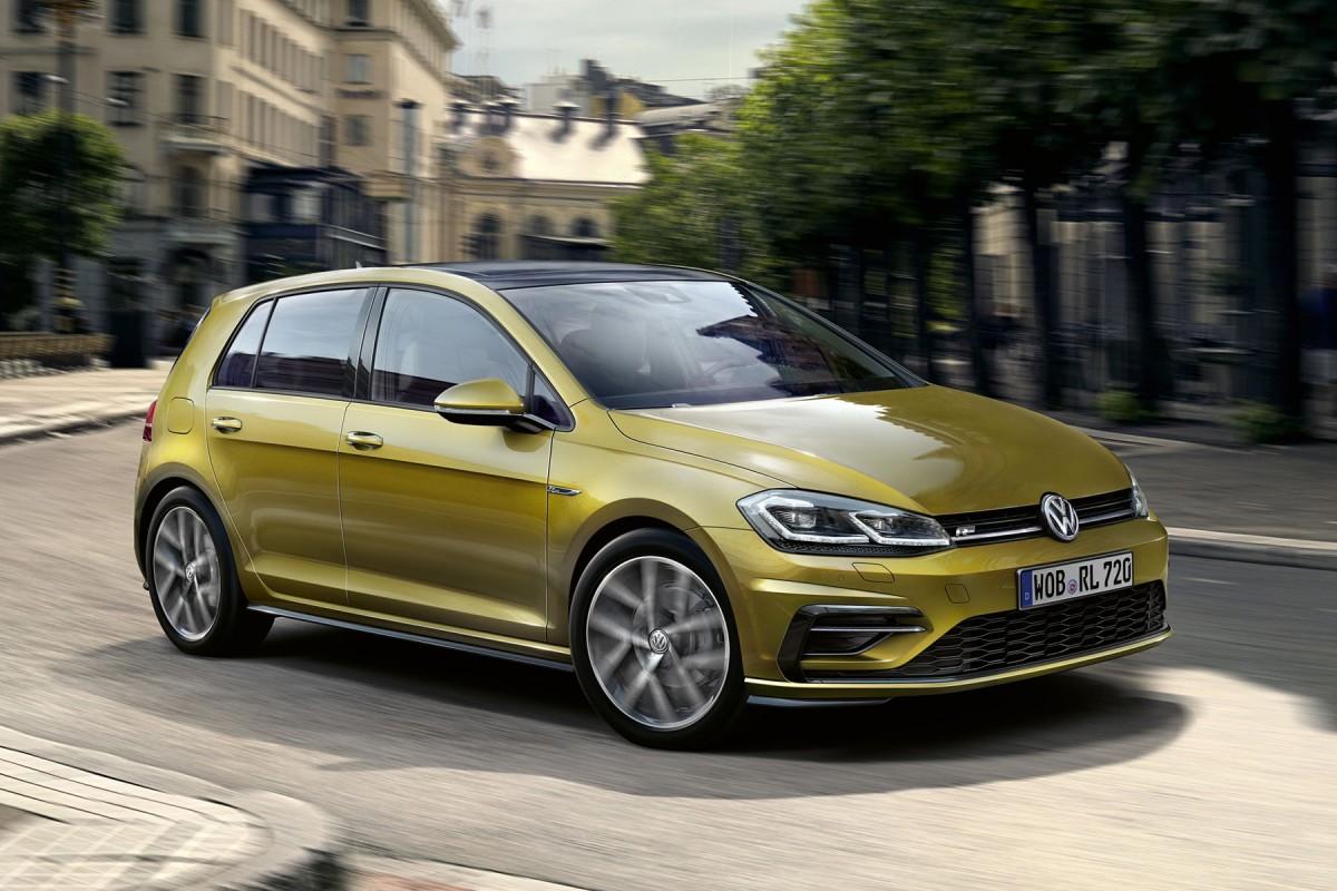 Спеціальне ціноутворення на VW Golf - вигода до 79 000 грн!
