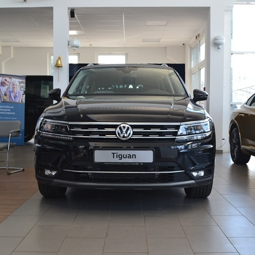 Volkswagen Tiguan - безкомпромісний кросовер з вигодою 106 910 UAH