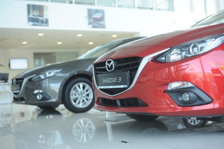 «НИКО Истлайн Мегаполис» предлагает выгодные кредиты на Mazda
