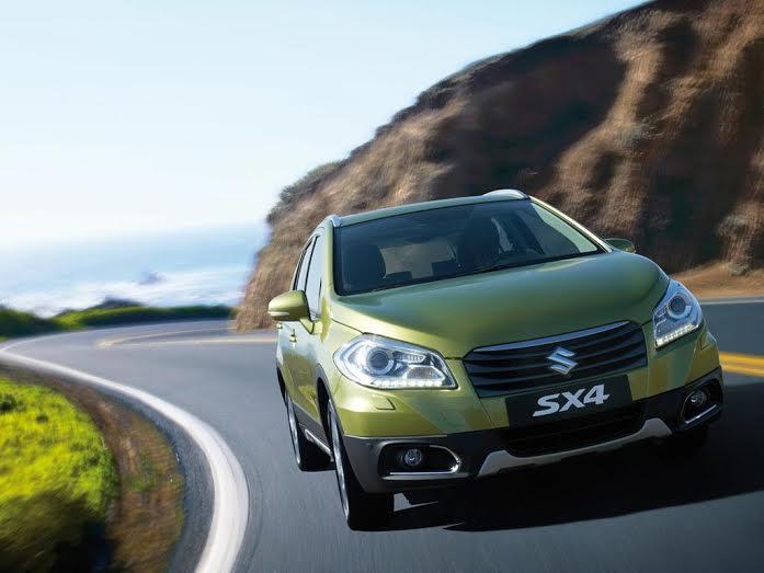 «НИКО Истлайн Мегаполис» предлагает скидки на Suzuki SX4 до 30000 грн