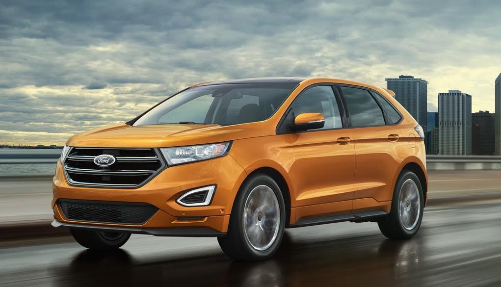 «НИКО Форвард Мегаполис» приглашает на знакомство с Ford Edge