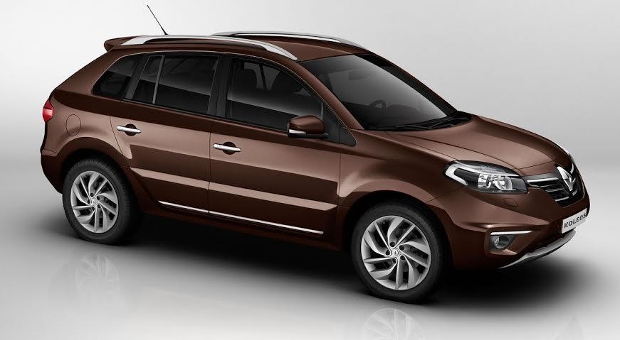 «НИКО Прайм Мегаполис» приглашает протестировать Renault Koleos