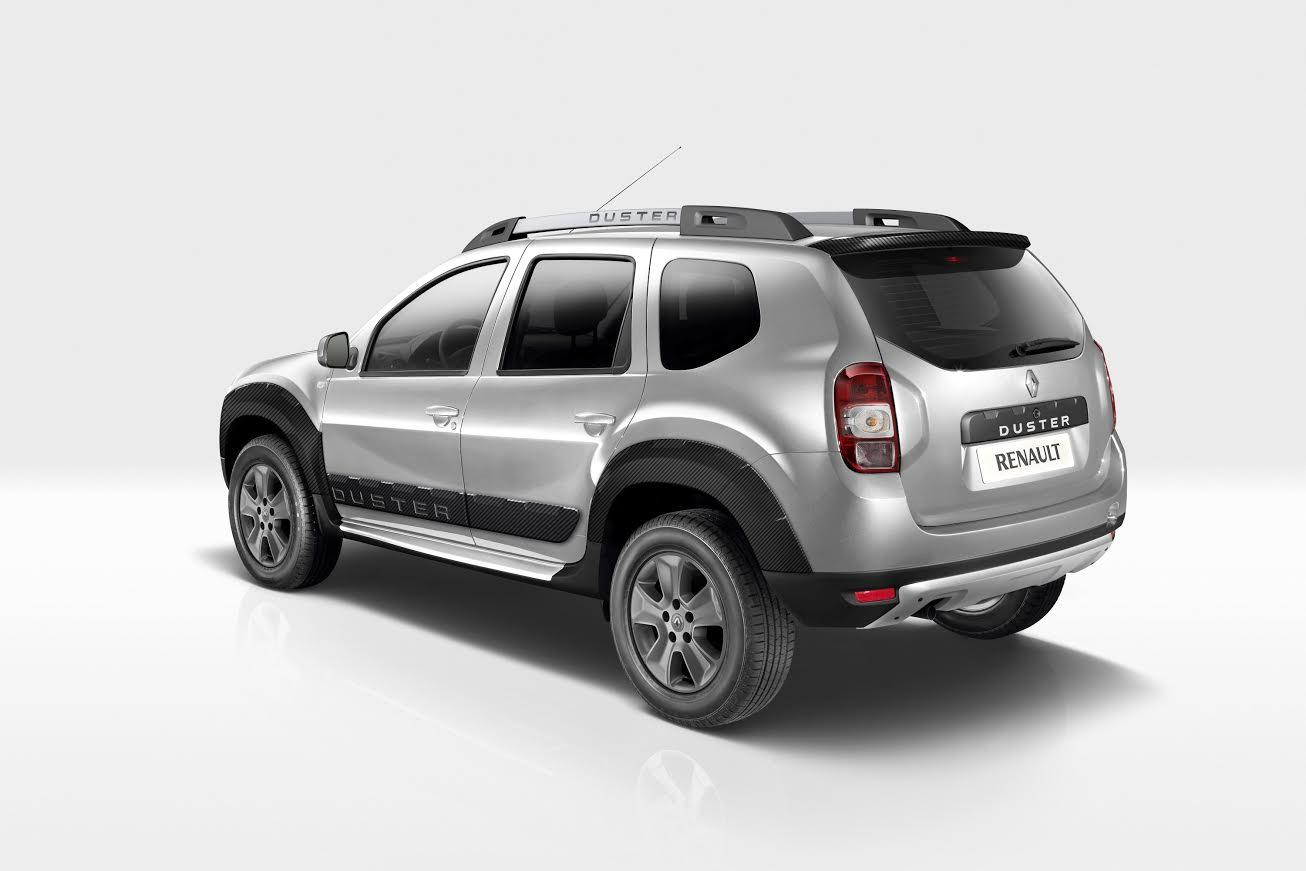 В «НИКО Прайм Мегаполис» лимитированная версия Renault Duster Kozak уже в продаже