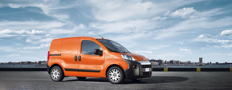 В «НИКО Диамант» модели Fiat Professional с экономией до 20 000 грн