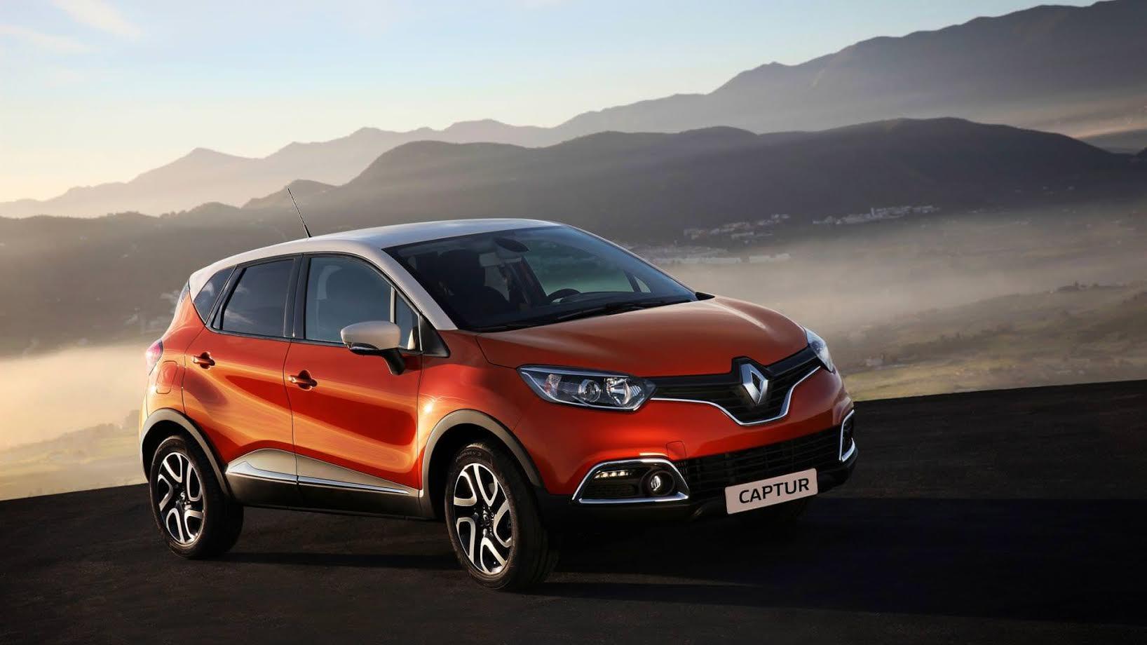 «НИКО Прайм Мегаполис» предлагает специальные цены на Renault Captur