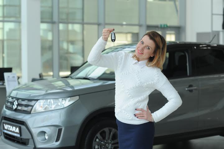 «НИКО Истлайн Мегаполис» приглашает на тест-драйв Suzuki Vitara