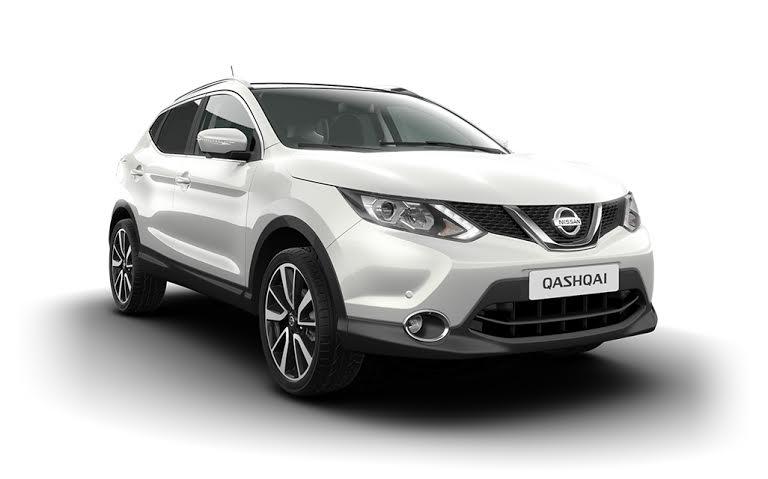 В «АвтоАльянс Киев» Nissan Qashqai с выгодой 125 000 грн