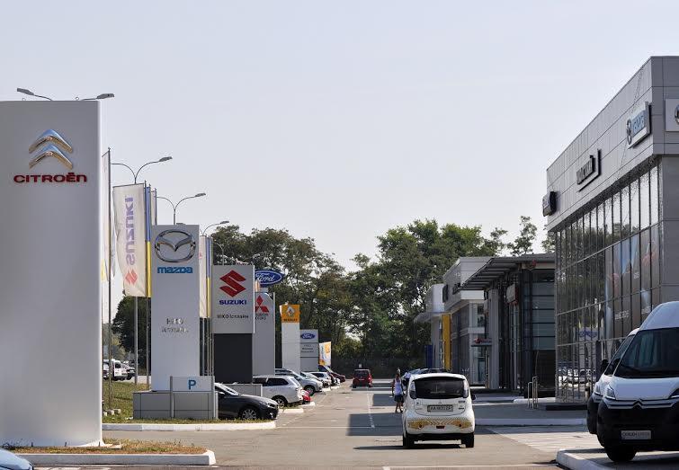 «Автомобильный Мегаполис НИКО» приглашает на тест-драйв выходного дня в ТРЦ Aeromall