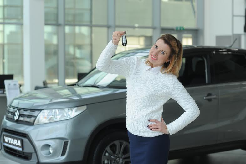«НИКО Истлайн Мегаполис» предлагает начать новый год на новом Suzuki