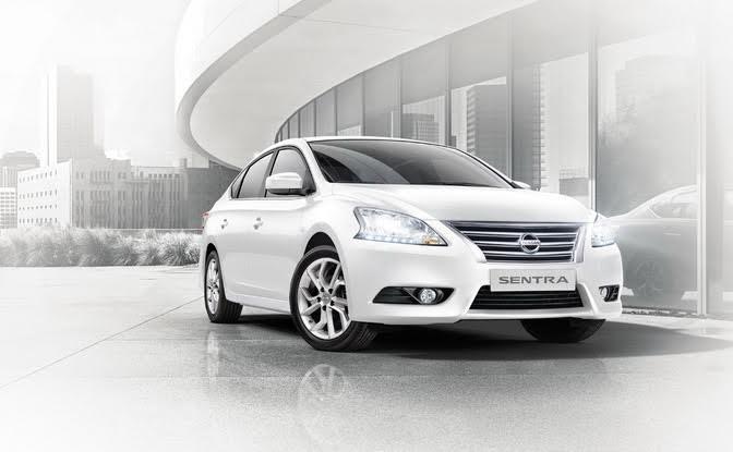 В «АвтоАльянс Киев» Nissan Sentra с выгодой 57 850 грн