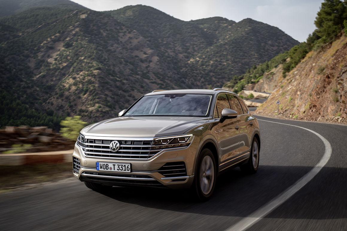Заощаджуй з розумом – купуйте VW New Touareg TDI та отримуй КАСКО на 12 місяців!