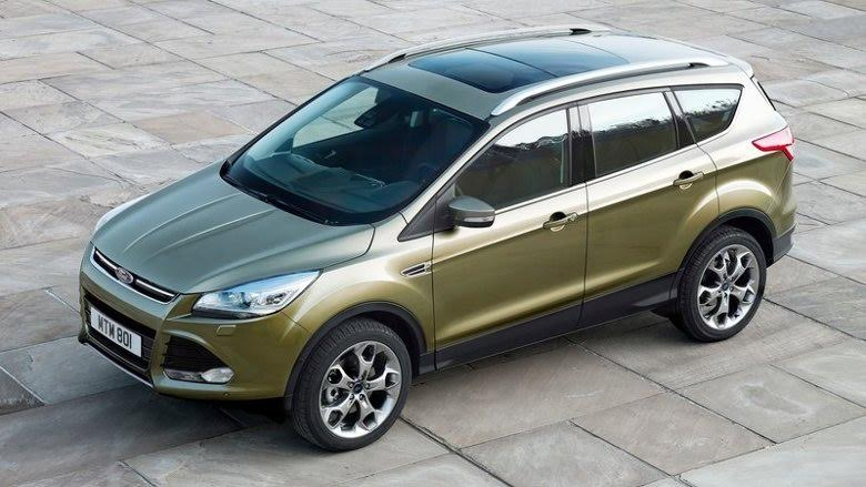 В «НИКО Форвард Мегаполис» спец. курс на автомобили Ford: экономия до 6,5 грн на каждом евро