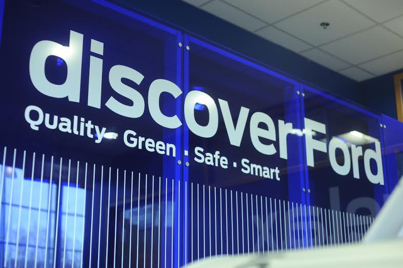 «НИКО Форвард Мегаполис» предлагает до 30% скидки на аксессуары для Ford