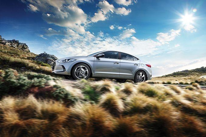 Выгодное предложение на Hyundai Elantra до конца мая!
