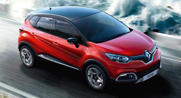 «НИКО Прайм Мегаполис» приглашает протестировать новый кроссовер Renault Captur