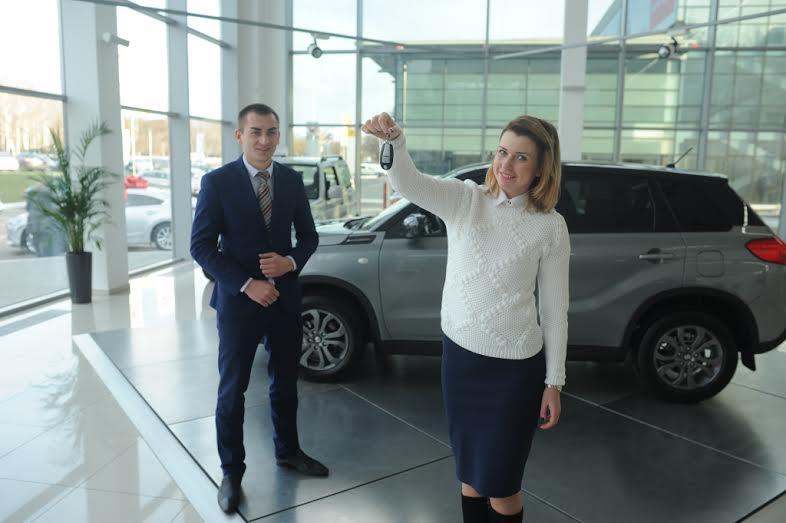 «НИКО Истлайн Мегаполис» предлагает новый Suzuki с помощью кредитной программы