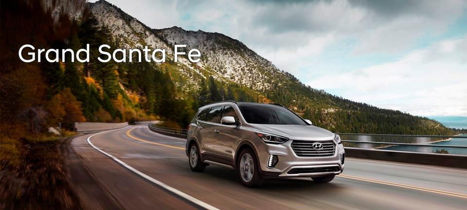 Hyundai Grand Santa Fe по специальной цене