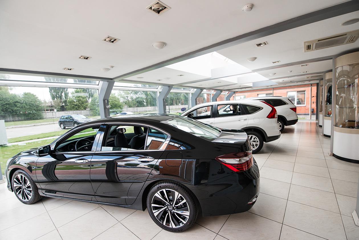 Выгодные условия покупки автомобилей Honda в салоне «Днипро Мотор Инвест»